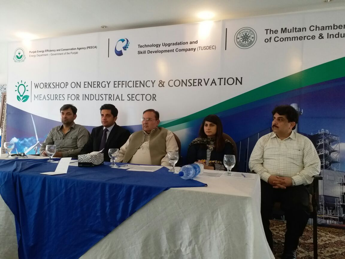 Energy Efficiency, and conservation measures for Industrial Sector -