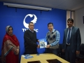 TUSDEC Signs MOU with Corvit Systems Peshawar