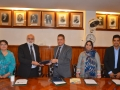 MoU signed with Punjab University