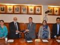 MoU signed with Punjab University