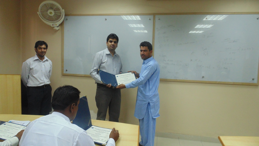 Solar Technology course with Research & Development Foundation