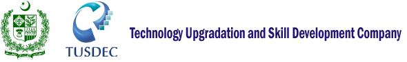 Technology Upgradation and Skill Development Company – TUSDEC Logo