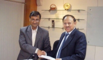 MoU Signing with Engro Foundation