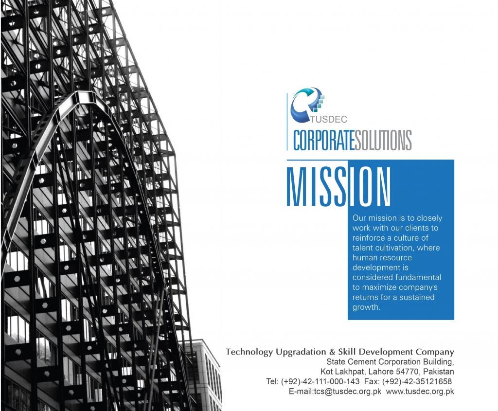 TUSDEC Corporate Solutions
